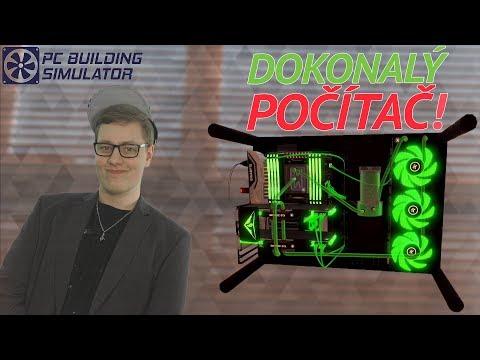 STAVÍME DOKONALÝ POČÍTAČ! | PC Building Simulator #14