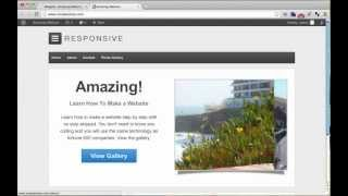 Change Home Page Boxes - Responsive Theme