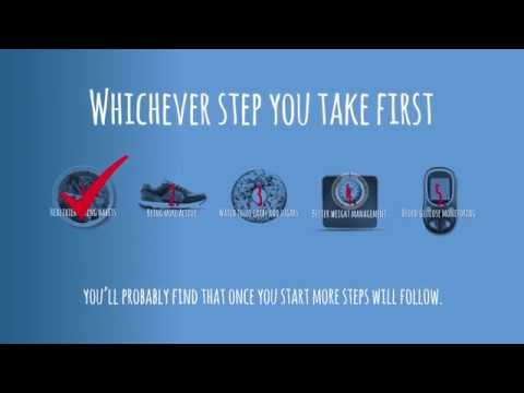 Animated video in support of World Diabetes Day 2016 video