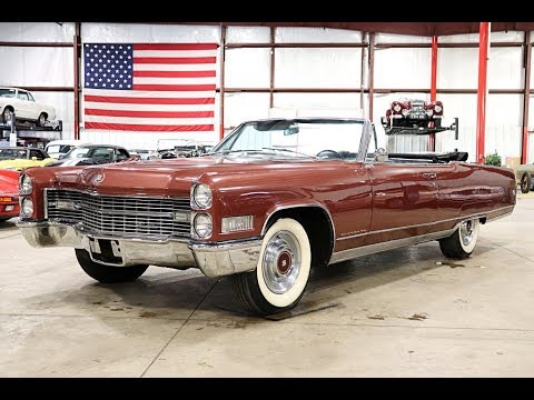Video of '66 Eldorado - PZV1