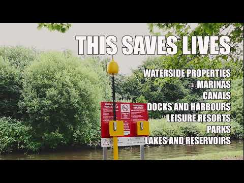 The Portsafe - Public Access Water Rescue System