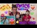 """TWICE """"Heart Shaker"""" M/V REACTION"""