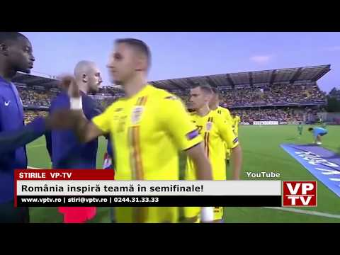 România inspiră teamă în semifinale!