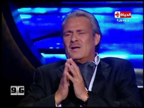 العرب اليوم - شاهد: فاروق الفيشاوي يرد على عادل إمام قائلًا إن مصر أكبر منه ومن أفلامه