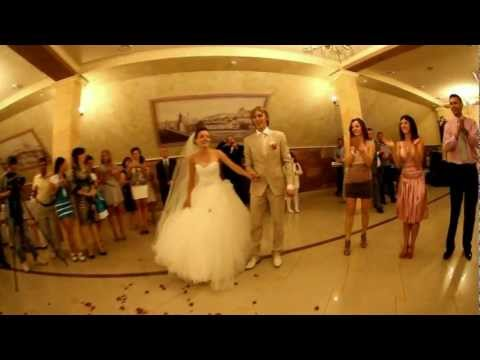 Свадебный танец в Харькове, відео 1