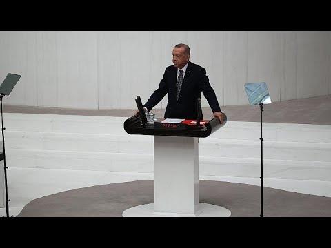 Ερντογάν: «Κάθε εξέλιξη σε Μεσόγειο και Αιγαίο μας αφορά άμεσα»…
