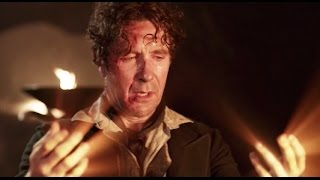 Eighth Doctor Regenerates into War Doctor   Paul McGann to John Hurt   Doctor Who   BBC