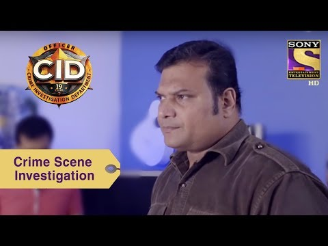 Your Favorite Character | Daya And Abhijeet Investigate The Crime Scene | CID