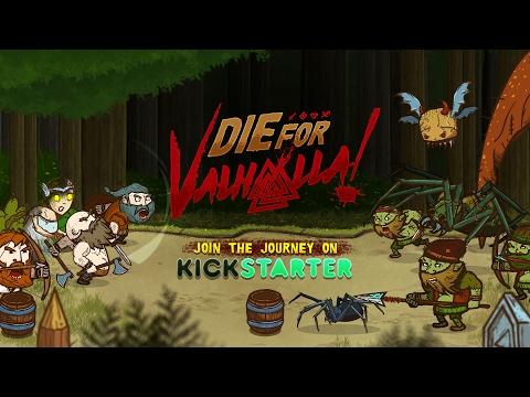 Die for Valhalla! - beat 'em up arcade adventure thumbnail