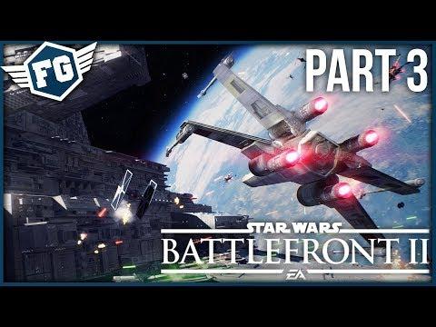 Star Wars: Battlefront 2 - Single Player #3   Neposlušná Dcera