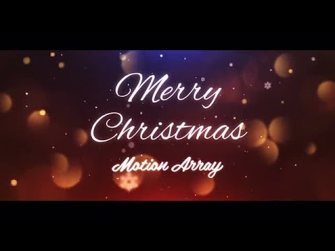 Christmas Titles 2 Premiere Pro Templates