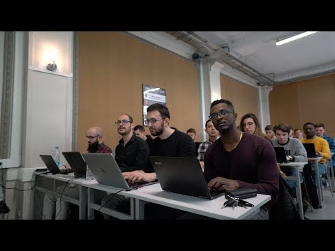Networking Academy in France sees great success