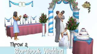 The Sims 2: Celebration! Stuff video