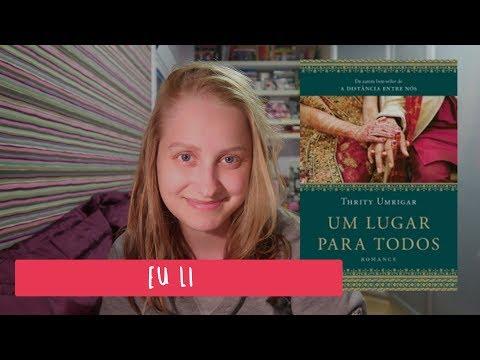 UM LUGAR PARA TODOS | Livros e mais #244