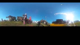 360 Video - Military vehicles