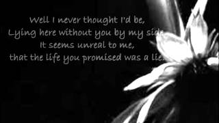 Dixie Chicks- Without You w/ Lyrics