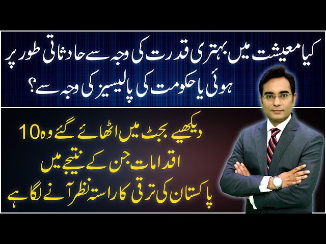 10 very good things about budget   Asad Ullah Khan