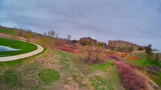 Fly in the rain ( FPV)