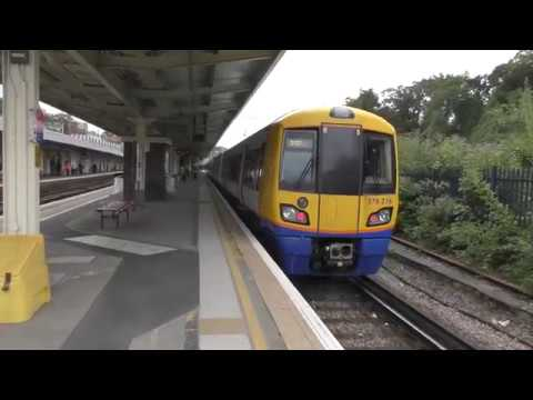 Full Journey On The London Overground From West Croydon to Highbury & Islington