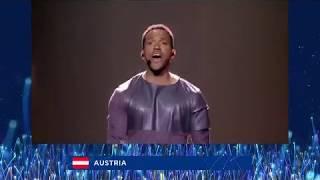 ПОБЕДИТЕЛИ ПЕРВОГО ПОЛУФИНАЛА ЕВРОВИДЕНИЯ 2018