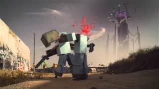 當個創世神 之 鑽石恆久遠 / Minecraft : Diamonds Are Forever ( Chinese subtitle )