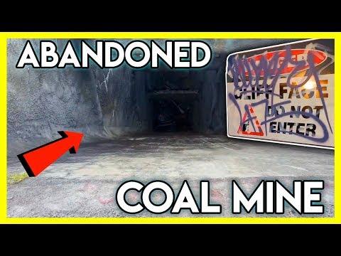 EXPLORING AN ABANDONED COAL MINE | MarlosVlogs