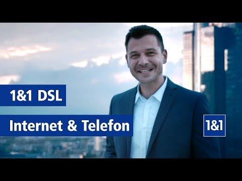 1&1 DSL: Internet & Telefon für Zuhause