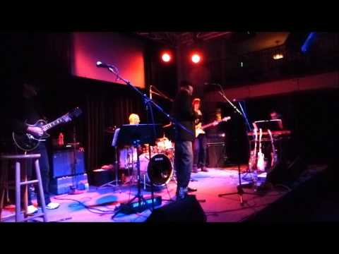 Ron E  Beck sings slow blues at guitar allstars show 1 7 2012