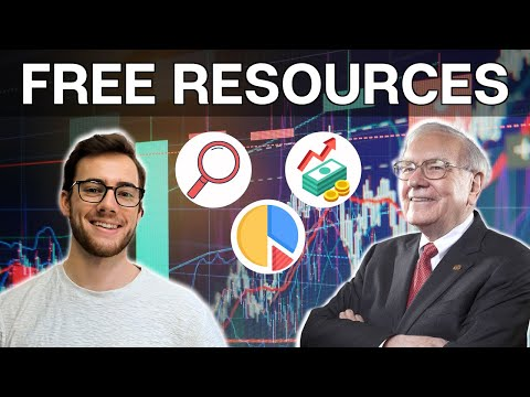 Best FREE Stock Analysis and Research Resources   Stock Market Tips & Tricks for Beginners