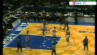 NBA 1992 R1 G3 Cavaliers@Nets