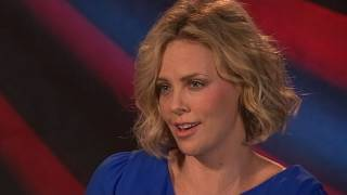 Charlize Theron's Resolves to be Less 'Perfect'