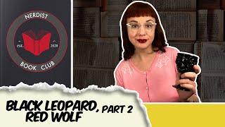 Nerdist Book Club - Black Leopard, Red Wolf Part 2