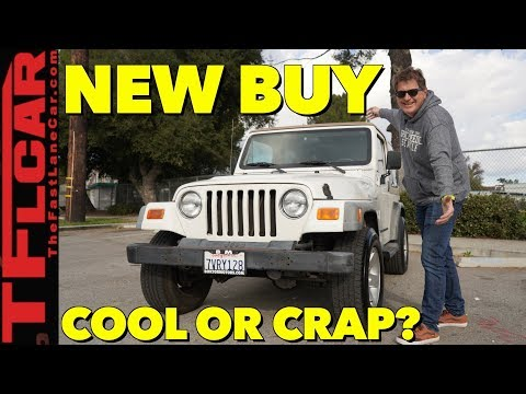 Can You Buy a Good Wrangler for Less Than $7K? Cheap Jeep Challenge Ep.1