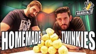How to bake Homemade Twinkies – Handle It