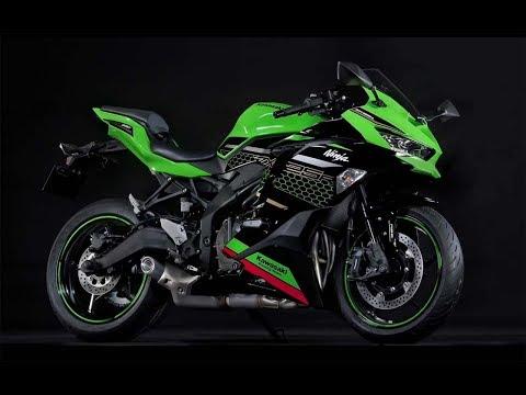 """""""Зелёные"""" выпустят 4-х цилиндровый Kawasaki ZX-25R!!! Легенда возвращается!"""