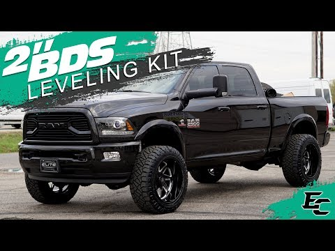 "2"" BDS Leveling Kit 