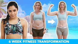 I Gave Kelsey Darragh A 6-Week Fitness Makeover