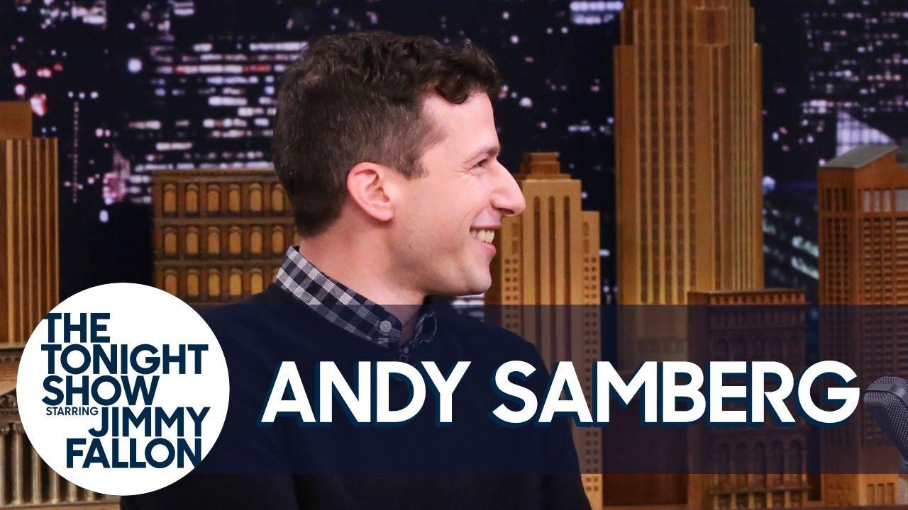 Lin-Manuel Miranda, Mark Hamill and Guardians of the Nine-Nine Saved Andy Samberg's Show thumbnail