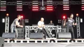 5ive - If ya gettin down @ We Love the 90s Nijmegen, 30 aug 2014