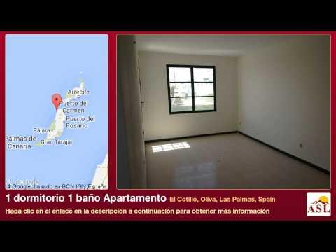1 dormitorio 1 baño Apartamento se Vende en El Cotillo, Oliva, Las Palmas, Spain