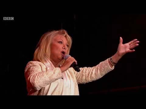 'As If We Never Said Goodbye', Elaine Paige - BBC Proms in the Park 2017