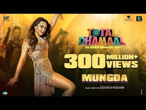Mungda Full Song मुंगडा Total Dhamaal Sonakshi Jyotica Shaan Subhro Gourov Roshin