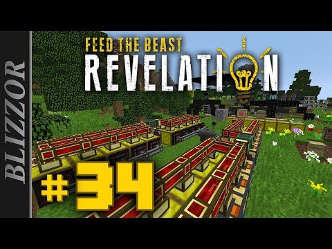 Meadow, Forest & Mystical Bee Apiaries | Minecraft Feed the Beast