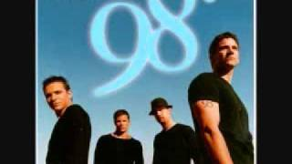 98 Degrees-the way you want me to