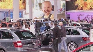 """Концепт-кары на салоне во Франкфурте - """"высокое шитье"""" автомобилестроения - hi-tech"""