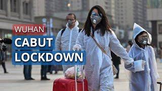 Wuhan Cabut Lockdown! Puluhan Ribu Orang Tinggalkan Kota, 100 Penerbangan Komersil Mulai Berjalan