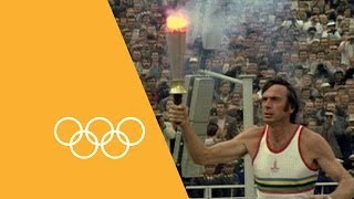 The Olympic Flame   A Journey Through Time | 90 Seconds Of The Olympics