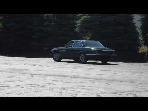 Video of '87 XJ6 - OGWK
