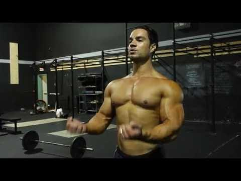 Le lever de lhaltère en se trouvant le muscle