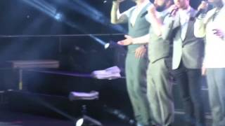 BOYZONE IN MANILA - WHEN YOU SAY NOTHING AT ALL HD**